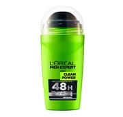 Desodorizante Roll-on Men Expert Clean Power