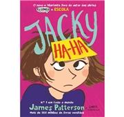 """James Patterson """"Jacky Ha-Há"""""""