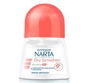 Desodorizante Roll-On Eficácia Extrema Narta Dry Sensation