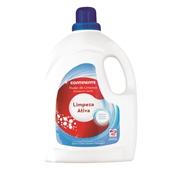 Detergente Máquina Roupa Líquido Limpeza Ativa
