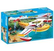 Playmobil Wild Life - Hidroavião de Extinção de Incêndios - 5560