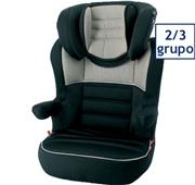Cadeira Auto Grupo 2/3 Primecare Tweed Bege