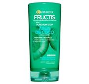 Condicionador de Cabelo Fructis Pure Non Stop Água Coco