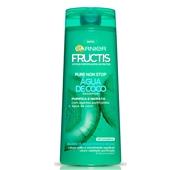 Champô Fructis Pure Non Stop Água de Coco