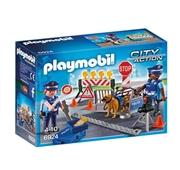 Playmobil City Action - Controlo Policial - 6924