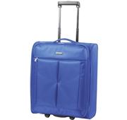 Trolley de Cabine Maleável 2 Rodas Twist Azul