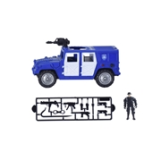 Police Force - Kit Entrada