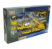 Speed Wheels - Kit 15 Peças Sortido