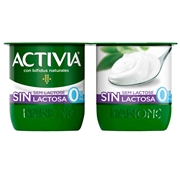 Iogurte Bifidus Sólido Natural sem Lactose Activia