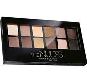 Conjunto de Sombras de Olhos The Nudes
