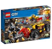 LEGO City - Perfuradora Pesada - 60186