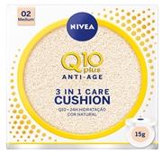 Creme Q10 Care Cushion 3 em 1 Tom Médio
