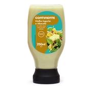 Molho para Saladas Iogurte e Abacate