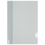 Caderno Agrafado A4 48 Folhas 90 Gr Pautado Cinzento
