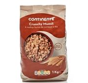 Cereais Crunchy Muesli