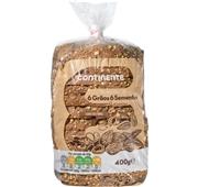 Pão de Forma 6 grãos e 6 Sementes