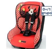 Cadeira Auto Grupo 0/1 Minnie