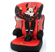 Cadeira Auto Grupo 1/2/3 Minnie