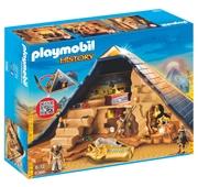 Playmobil History - Pirâmide do Faraó - 5386