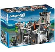 Playmobil Knights - Fortaleza dos Cavaleiros Lobo - 6002