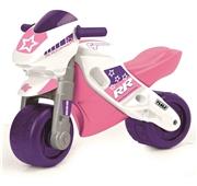 Andador 2 Racing Pink com Capacete