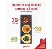 """Livro """"Super Rápido, Super Yämmi"""""""