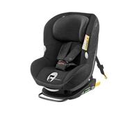 Cadeira Auto Grupo 0+/1 Isofix Milofix Nomad Preta