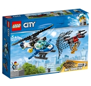 LEGO City - Polícia Aérea - Perseguição de Drone - 60207