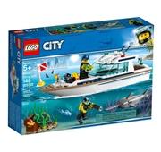 LEGO City - Iate de Mergulho - 60221
