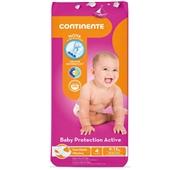 Fraldas Active Tamanho 4 9-15 kg
