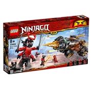 LEGO Ninjago - Perfuradora de Terra do Cole - 70669