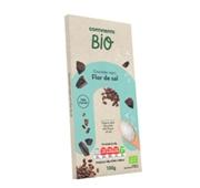 Chocolate Negro Flor de Sal Bio