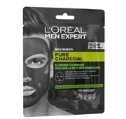 Máscara de Tecido  Men Expert Pure Charcoal