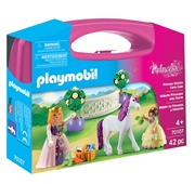 Playmobil Princesa - Mala Princesas e Unicórnio - 70107