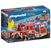 Playmobil City Action - Camião dos Bombeiros - 9463