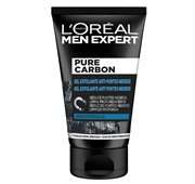 Gel Esfoliante de Rosto Men Expert Pure Charcoal