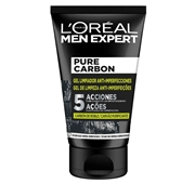 Gel de Limpeza Men Expert Pure Charcoal