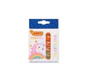 Plasticina Cores Pastel 6x15 gr