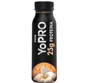 Iogurte Líquido Yopro Baunilha Cookies