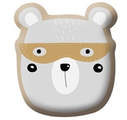Almofada em Formato de Urso Bear Collection