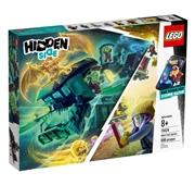LEGO Hidden - Comboio -Fantasma Expresso - 70424