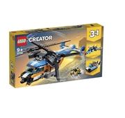 LEGO Creator - Helicóptero de Duas Hélices - 31096