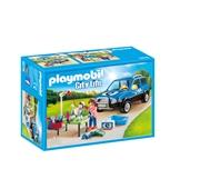 Playmobil City Life - Carro cabeleireiro de cães - 9278