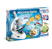 Jogo Científico Microscópio