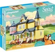 Playmobil Spirit Riding Free - Casa de Lucky - 9475