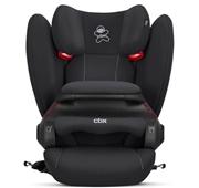 Cadeira Auto Grupo 1/2/3 Xelo Cozy Preta