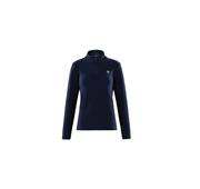 Camisola Polar para Mulher Azul Tamanho XS