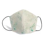 Máscaras Proteção Reutilizável Folhas