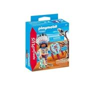 Playmobil - Chefe Nativo Americano - 70062