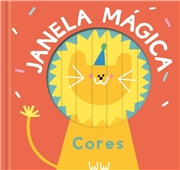 Janela Mágica - Cores (+3 anos)